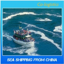 Professional sea freight agent from China to Australia--Mina
