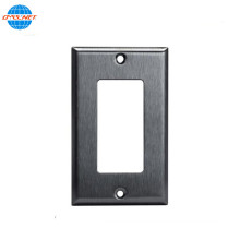 Steel Stainless Switch Plate Decorative GFCI Wall Switch Plate blank