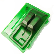 Injection parts New ATM Bezel Overlay Fits over NCR Anti Skimming