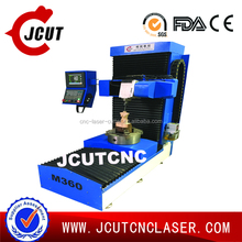 Mini 5 axis cnc router JCUT-M360