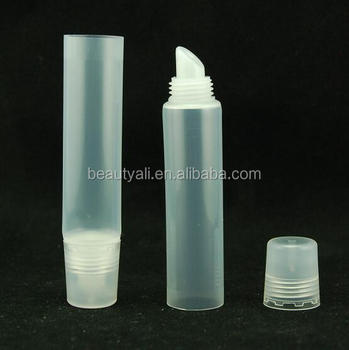 19mm diameter Mini lip balm cosmetic tube packing 5ml wholesale