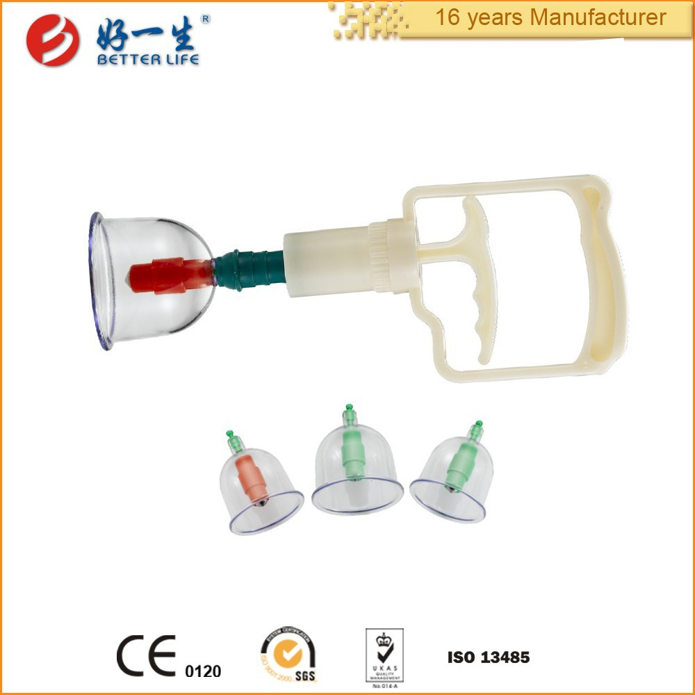 Health Massage Cupping Sets Suction Body Cupping Kits