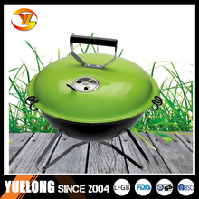 14'' garden portable charcoal bbq grills.