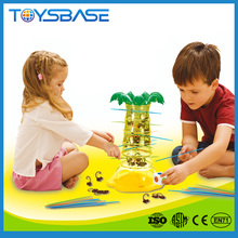 Jumping Plastic Monkey Toys from toysbase