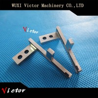 Aluminum CNC Precision extrusion machined parts manufacture China