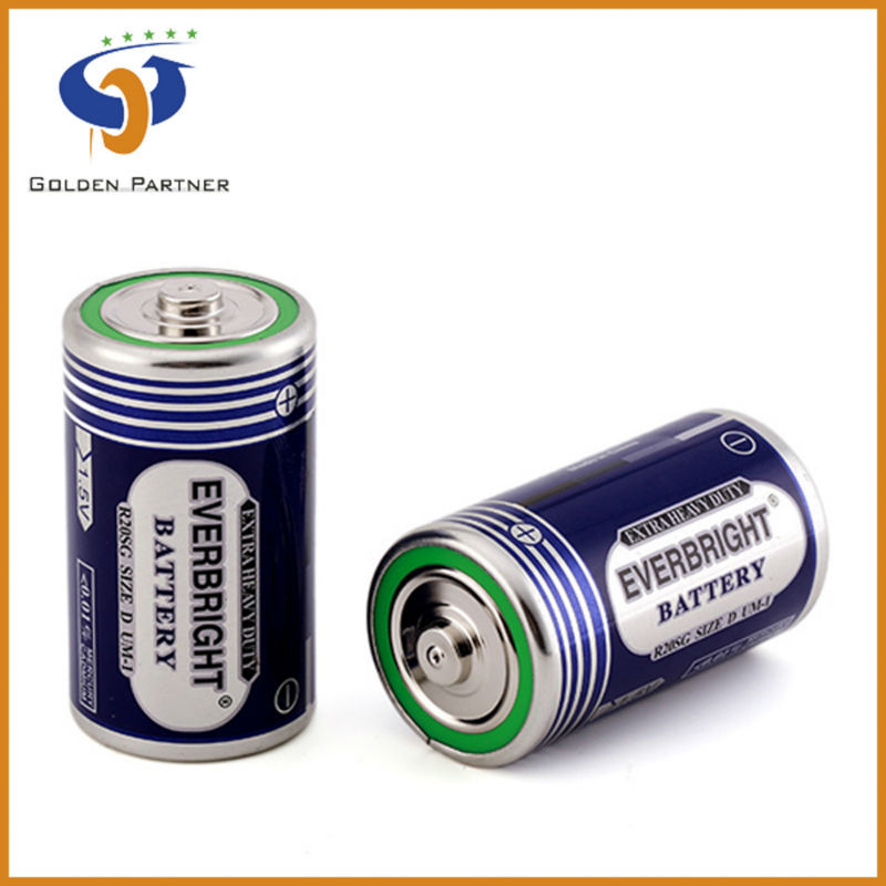 China Sale Online R20 D Um-1 1.5v Dry Batteries Of All Types