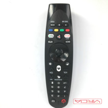 VIRCIA <strong>Remote</strong> Control use for LG 3D Smart TV with USB Interface AM-HR650 600 AN-MR650 600 Black Universal Home Entertainment