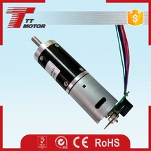 Mini planetary gearbox manufacturers high speed 12V DC motor
