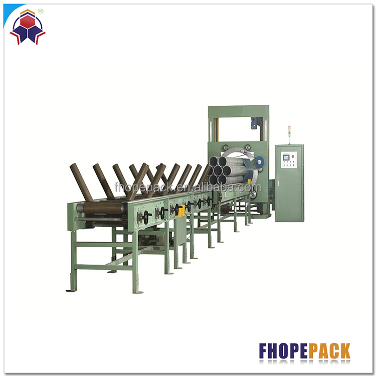 Made in Shanghai China Fast Delivery horizontal down panel packaging machine