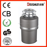 1.2L Food Waste Disposer, 3/4 HP continue Feed Garbage Disposal, kitchen sink crusher