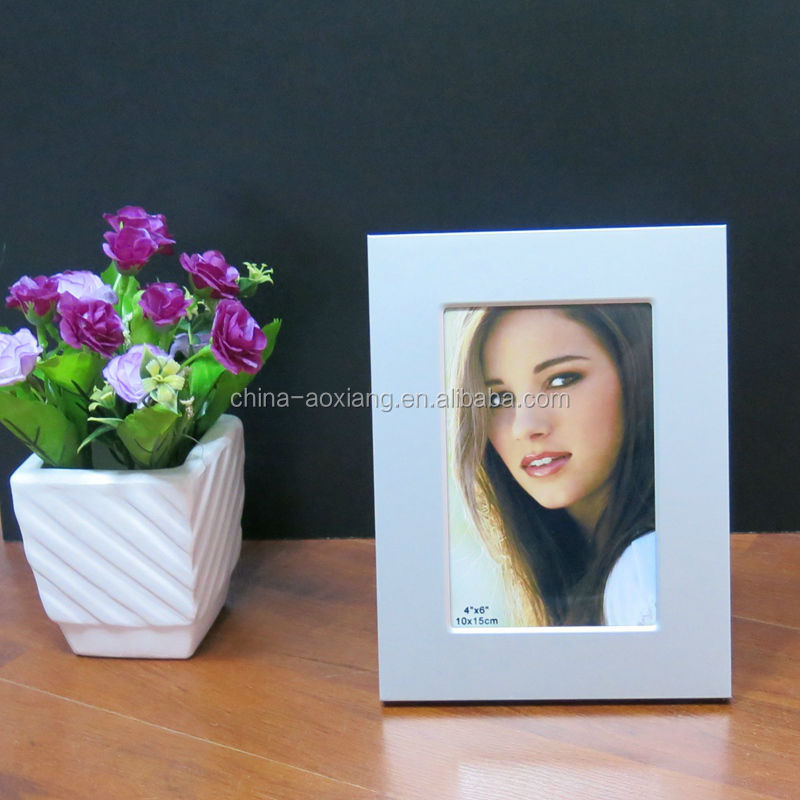 Colourful Plastic Picture Frame 4x6 5x7 6x8 8x10 3x3 liquidation sale