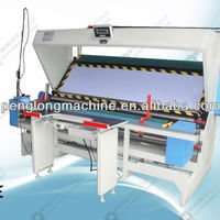 Automatic Tensionless Fabric Inspecting Rolling Machine