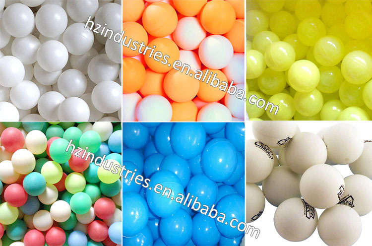 Cheap price mini ping pong ball wholesale with high for Small ping pong balls