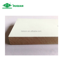 melamine mdf board 4'x8'x 20mm E2 from sheet mdf direct manufacturers