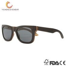 China Wholesale Merchandise Rather Hot And Fashion Wood Sunglasses Made In China