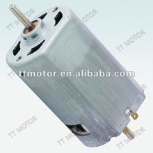 TFS-5412PM of Carbon-brushes motor and electric motor dc 24v