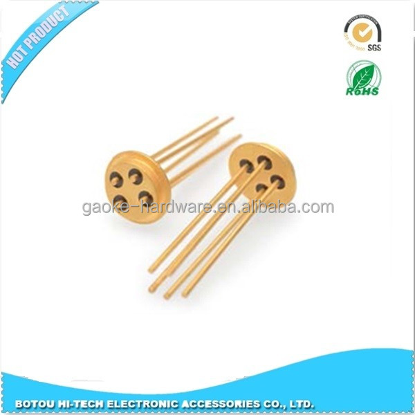 to 3 transistor metal header/TO3 metal cap/TO3 metal can