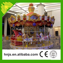 China top sale amusement rides indoor carousel for sale