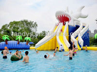 2013 huge inflatable water park!!!!
