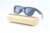 eco friendly fashion engraved logo ce UV400 polarized bamboo sport sunglasses