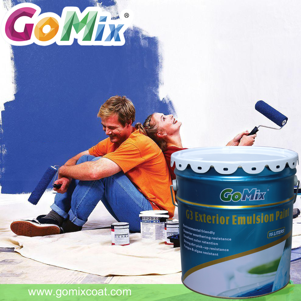 China supplier new premium best price manufacturer emulsion wall paint
