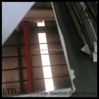 Mirror/Etching Elevator stainless steel decorative sheet/plate