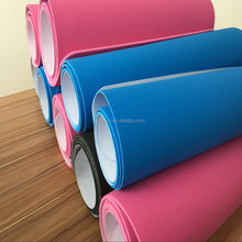 Closed Cell Foam Yoga Mat Silk Screen Printing PVC Exercise Trainning Mats