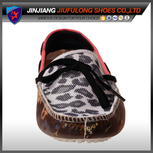 Newest Design Best Selling Light Casual Shoes American Popular Style Canvas Shoes Moccasin Shoes Supplier