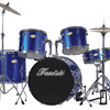 5 PC PVC Cover Jazz Drum
