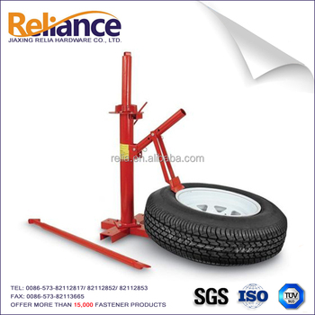 Manual Portable Tyre Changer, Auto Tire Changer For Truck