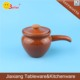mini ceramic chocolate or Cheese melting fondue pot for sale