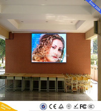 Coreman portable smd p5 p6 stage indoor led panel display shining / p6 smd video led display screen