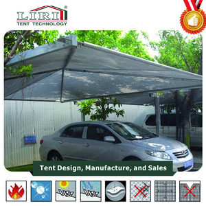 Wholesale Aluminum high quality Carport tent, Car Shelter Tent Supplier