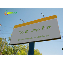 Custom flex design advertising billboard banner