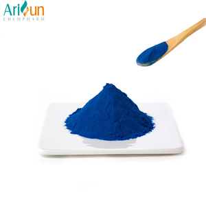 Factory Specialized Natural Phycocyanin from Spirulina for Food and Pigment