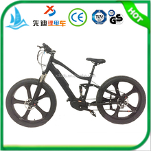 "Factory selling 26"" fat tyre mid-engine e-bike /mid engine fat tire electric bike bicycle with 36v 350w - 750W Bafang motor"