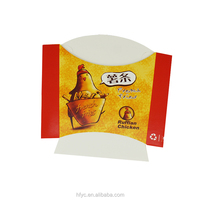 kfc Fried chicken bag paper bag for food fast food take away bag