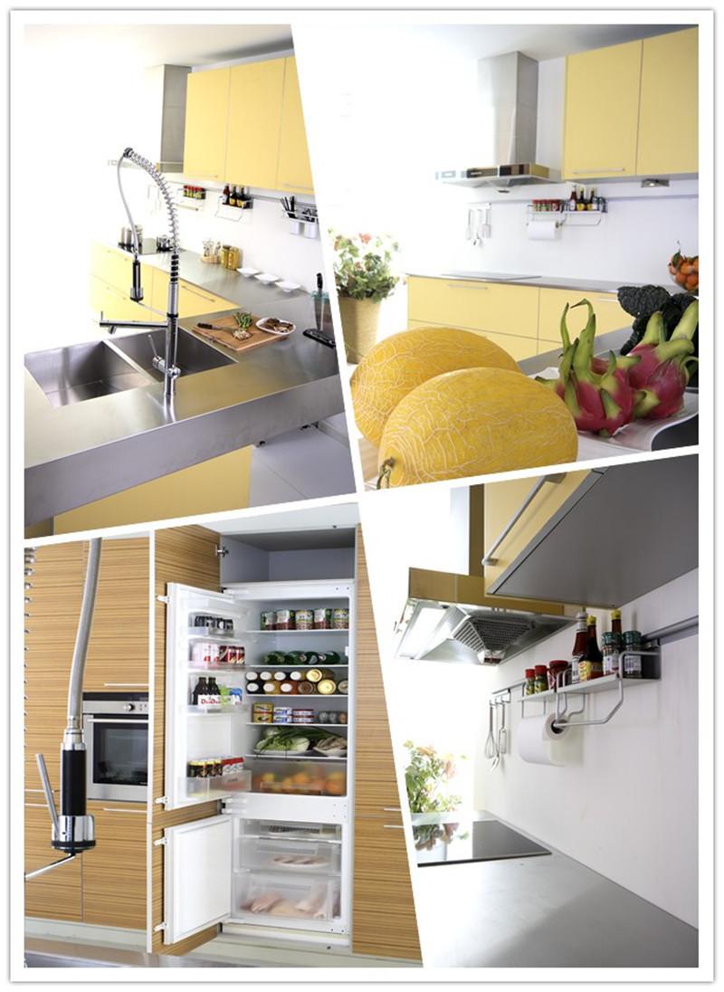 2014 Modern Modular L Shaped Modular Kitchen Designs For Sale Buy Modular K