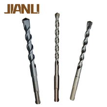 Jianlli sds plus Hammer bit flat tip single flute can be used on bosch drill