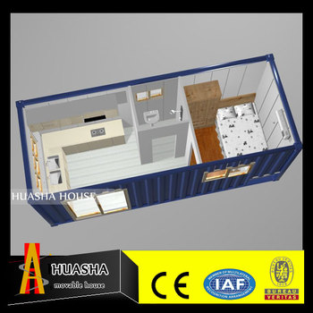 Double Storey Shipping Container House