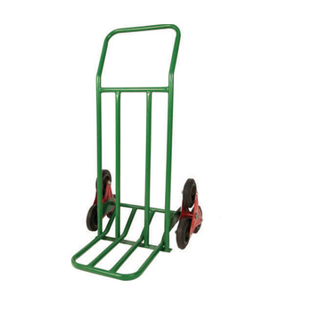 Climbing Stairs Six Wheels Hand Trolley Truck