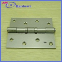 100*87*3mm stainless steel bathroom cabinet door hinges