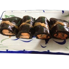 health food products(kelp with tuna )