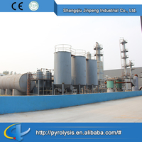 High Quality Factory Price Continuous oil refinery waste management
