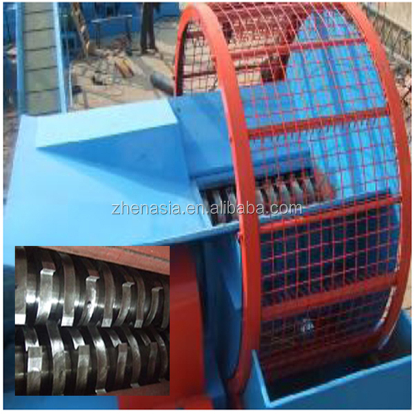 Small Tire/Car Tyre/Waste Tyre Shredder At A Low price