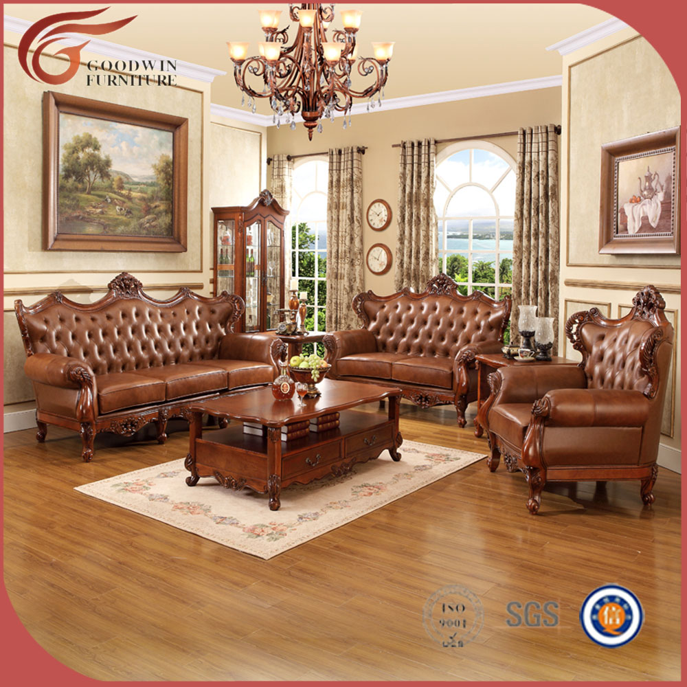 sof de la sala de talla de madera habitaci n muebles conjunto de roble muebles de sof de a132. Black Bedroom Furniture Sets. Home Design Ideas