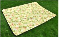 Waterproof Outdoor Mattress Folding Portable XPE Foam Camp Mat/Lightweight Sleeping Pad/ 31-35kg/cbm
