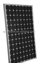 best quality good price Mono 260W solar panel Anhui from china