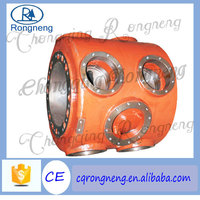 High Quality Stainless Steel CNG Compressor Gas Cylinder