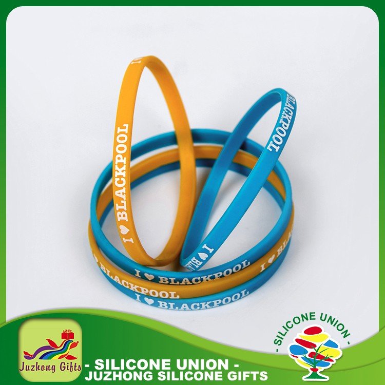 Silicone waterproof cheapest international friendship bracelets